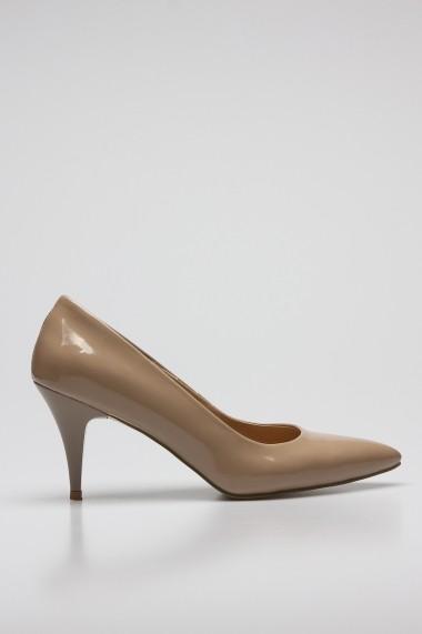Pantofi cu toc ROVIGO 20143144-07 bej
