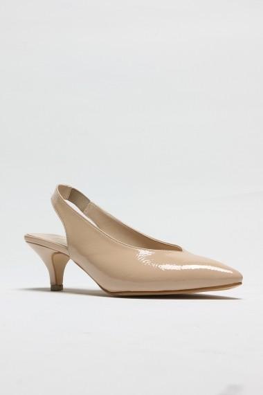 Pantofi cu toc ROVIGO 5631921-03 nude - els