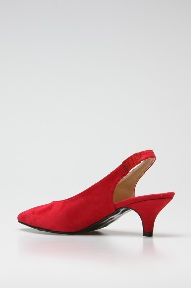 Pantofi cu toc ROVIGO 5631921-07 rosu