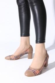 Pantofi cu toc ROVIGO 5631925-03 carouri
