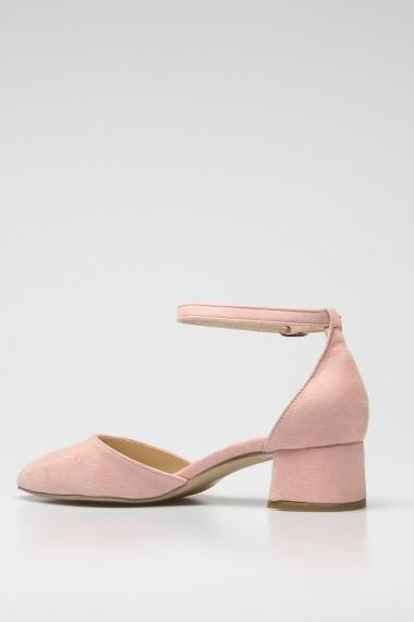 Pantofi cu toc ROVIGO 5872255-01 roz