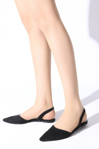 Sandale plate ROVIGO 563027-01 negru