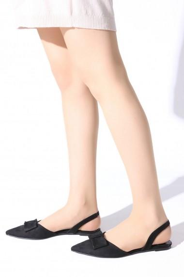 Sandale plate ROVIGO 563028-01 negru
