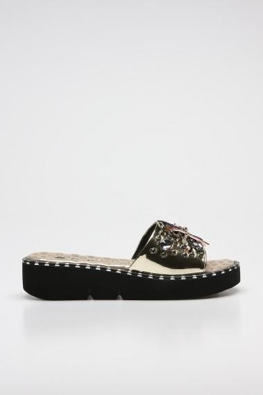 Papuci ROVIGO 382E-11-02 auriu