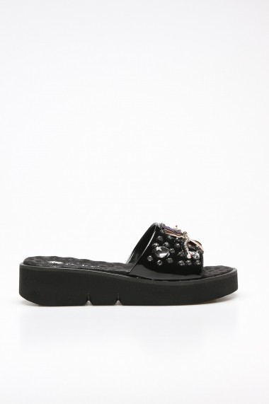 Papuci ROVIGO 382E-11-06 negru