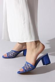 Papuci ROVIGO 0389255-03 albastru