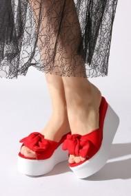 Papuci ROVIGO 168038-05 rosu