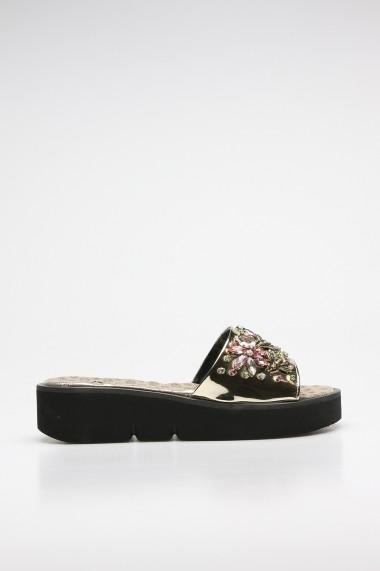 Papuci ROVIGO 382E-12-01 auriu