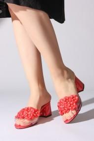 Papuci ROVIGO 55302-01 rosu