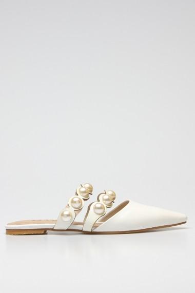 Papuci ROVIGO 563015-08 alb - els