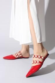 Papuci ROVIGO 563015-09 rosu