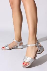 Sandale ROVIGO 0771614-1-01 argintiu