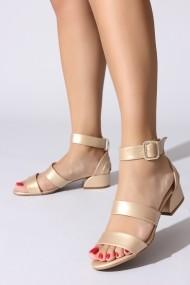 Sandale ROVIGO 0771829-02 auriu
