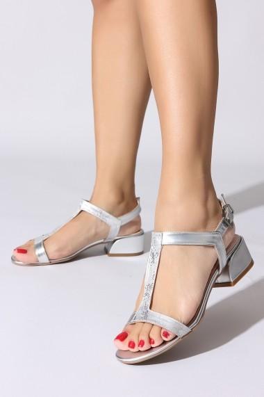 Sandale ROVIGO 0771870-01 argintiu