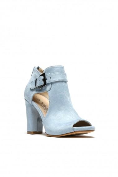 Sandale cu toc ROVIGO 5634564-01 albastru