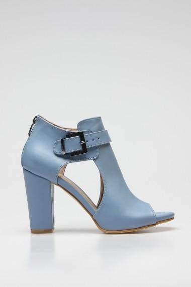 Sandale cu toc ROVIGO 5634564-07 albastru