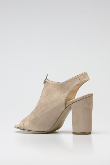 Sandale cu toc ROVIGO 5872260-02 nude