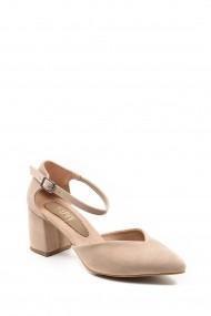 Pantofi cu toc SAPIN 23016 Bej