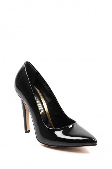 Pantofi cu toc SAPIN 23280 Negru