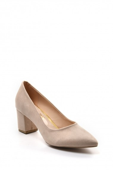 Pantofi cu toc SAPIN 23283 Bej