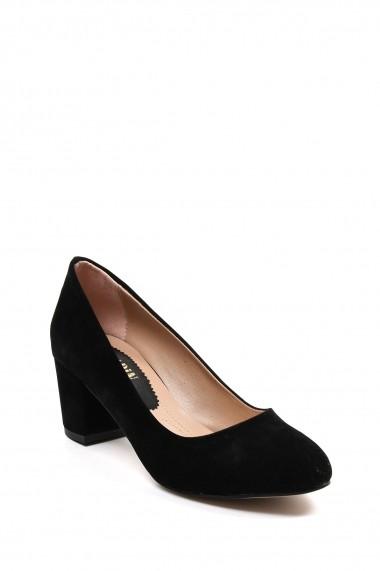Pantofi cu toc SAPIN 23021 Negru