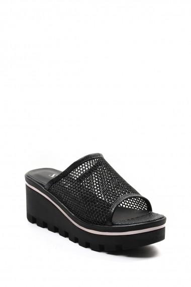 Papuci SAPIN 23450 Negru