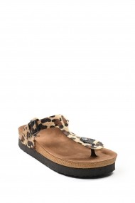 Papuci SAPIN 23401 Animal Print
