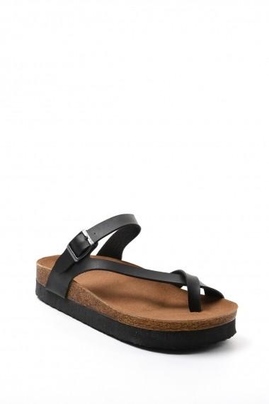 Papuci SAPIN 23404 Negru - els