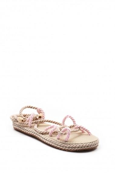 Sandale plate SAPIN 23469 Roz