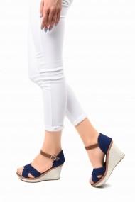 Sandale SAPIN 23486 Bleumarin