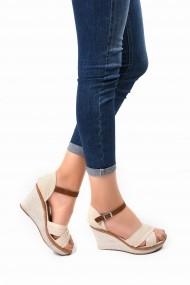 Sandale SAPIN 23486 Crem