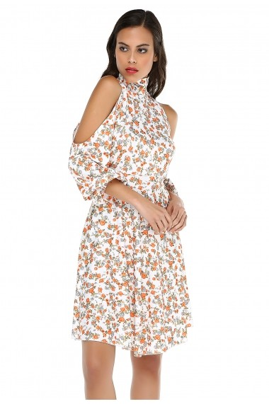 Rochie DONNA ROSSA EB2542 Floral - els
