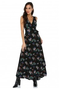 Rochie DONNA ROSSA EB2551 Floral - els