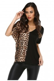 Tunica DONNA ROSSA BD2357 Animal print - els
