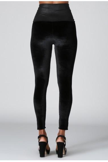 Pantaloni skinny DONNA ROSSA DP3009 Negru