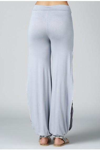 Pantaloni harem DONNA ROSSA DP3006 Gri