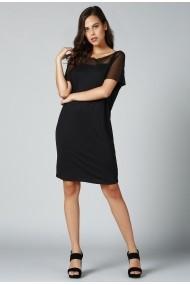 Rochie Quincey EB2497 negru
