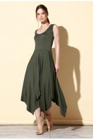 Rochie Quincey EB2466 verde