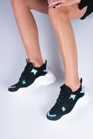 Pantofi sport casual Inan Ayakkabi INAY5635SSF negru