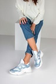 Pantofi sport casual Inan Ayakkabi INAY5636MSF Bleu