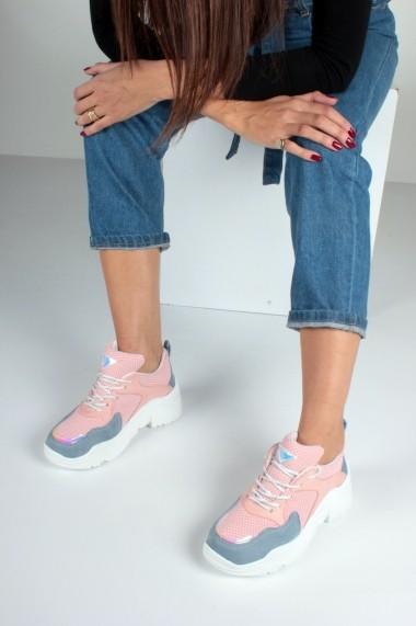 Pantofi sport casual Inan Ayakkabi INAY6304KMPFS Roz