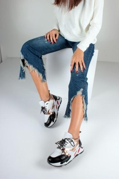 Pantofi sport casual Inan Ayakkabi INAY96235SCFD multicolor