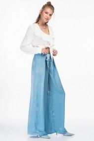 Pantaloni New Now 19Y016795 Bleu