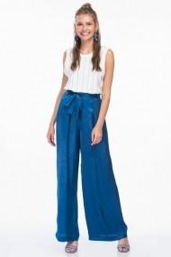 Pantaloni New Now 19Y016795 Albastru