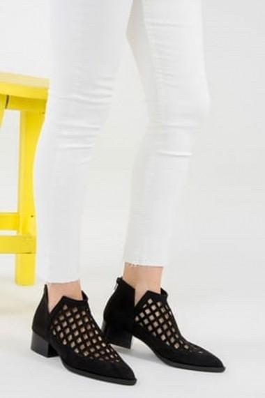 Espadrile Fox Shoes F412656302 Negru