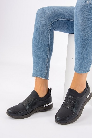 Espadrile Fox Shoes G274040314 Negru