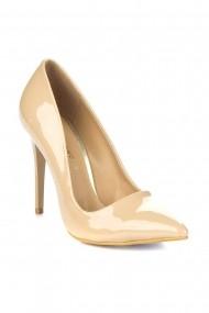Pantofi cu toc Fox Shoes 8922151908 Maro