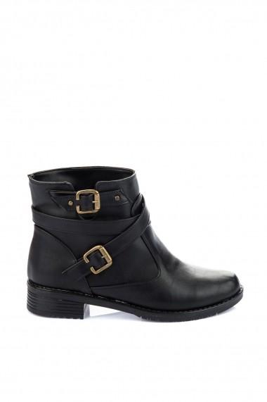 Ghete Fox Shoes A726191009 Negru - els