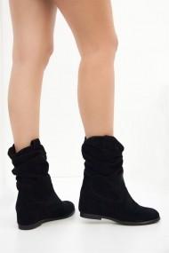 Ghete Fox Shoes C735041202 Negru