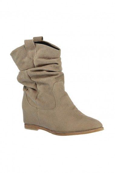 Ghete Fox Shoes C735041202 Bej - els